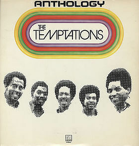 THE TEMPTATIONS - ANTHOLOGY motown M782A3  3 LP 1973 IT