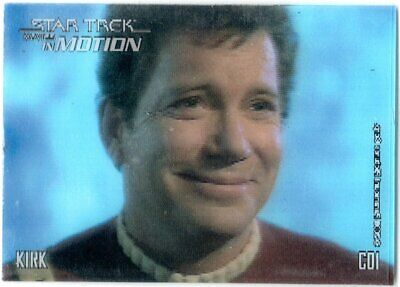 Star Trek Movies In Motion Complete Character Subset C1-C12 (12)
