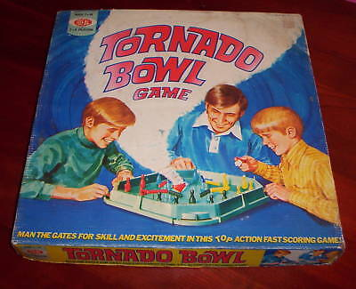 Vintage Tornado Bowl, Great Condition! 1971 Ideal Toy
