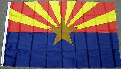 3X5 Arizona State Flag Az Flags States New Usa Us F230