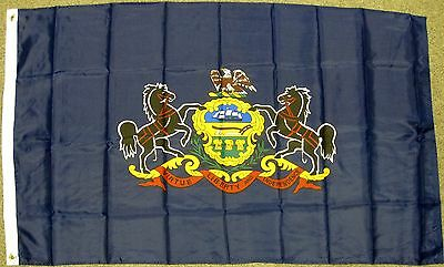 3X5 Pennsylvania State Flag Pa Flags States Usa Us F268