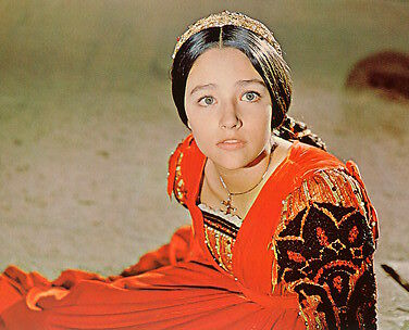 Olivia Hussey Romeo And Juliet Color 24X36 Poster