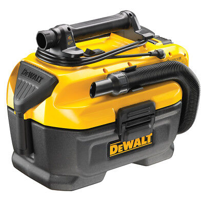 DEWALT DCV582 18v Li-Ion Cordless/Corded XR Wet & Dry Vacuum Cleaner, Bare Unit