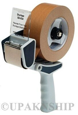 """2"""" Packaging Carton Sealing Tape Dispenser Hand Held W/ Expedited Shipping!"""
