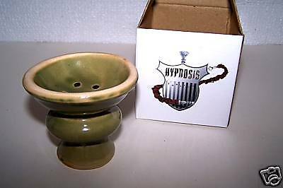 Hypnosis Hookah / Shisha Bowl / Head Green New