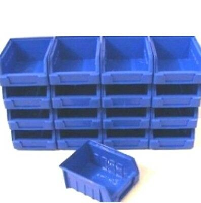 16 Storage Bins Bin For Garage Storage Box New