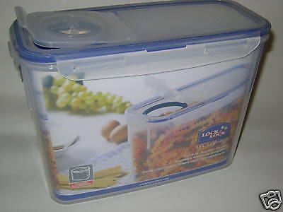 New Lock and & Lock Pasta 2.4ltr Food Container HPL712F