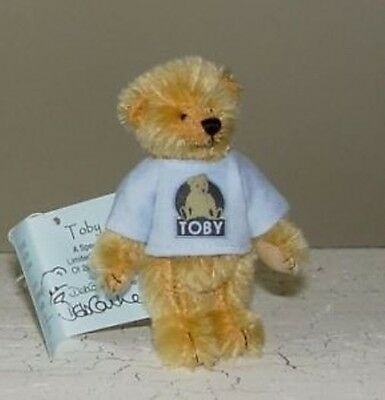 """Deb Canham  """"toby""""  Limited Edition For Toby Awards"""