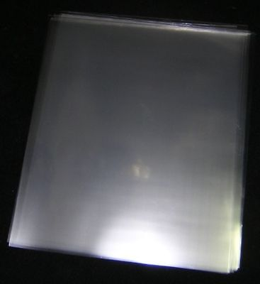 100 Acid-Free, Crystal Clear, Plastic Sheet Protectors