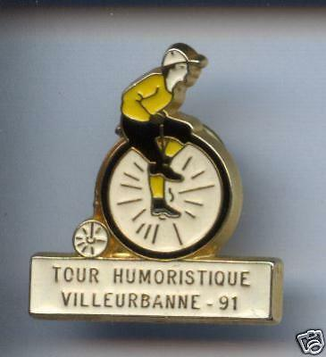 Rare Pins Pin's .. Velo Cycling Tour De France Hum. #7Z