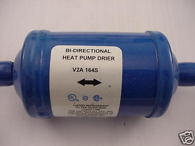 "Virginia Filter Drier V2A 164S  1/2"" Solder Sweat Dryer  Ships on the Same Day"