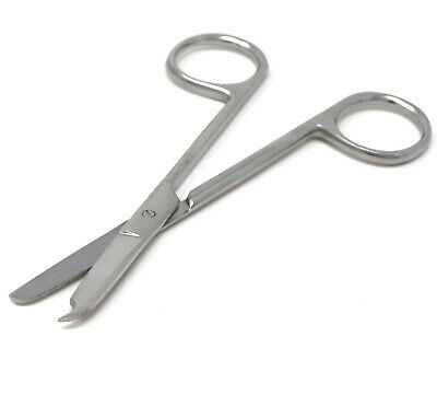 "12 Spencer Stitch Suture Scissors 3.5"" Surgical Medical"
