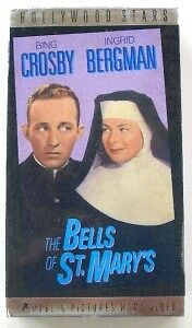 NEW sealed The Bells of St. Mary's VHS Crosby / Bergman
