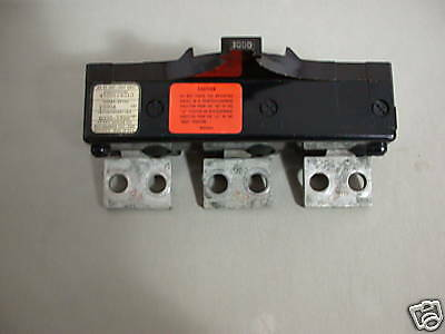 Good Used Westinghouse 1000A Breaker Trip Unit Ab Deion