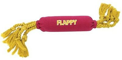 DOG TOY - FLAPPY FLOSSY by Our Pets - MEDIUM