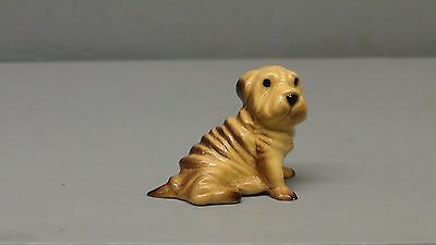 Retired Hagen Renaker Shar Pei Puppy