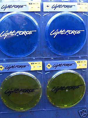 Lightforce Round Driving Spot Light Covers 4X4 4Wd New