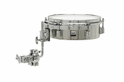 "Drum Taye 10""  Stainless Steel Timbale Latin Tyst1035"