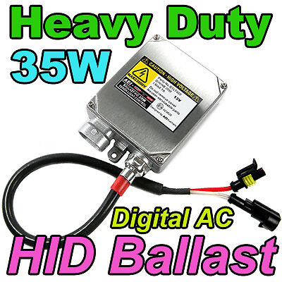 Replacement 35W HID Ballast, suits Most 4300K/5000K/6000K/8000K Xenon HID Kits