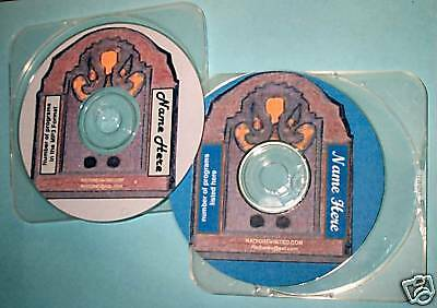 NEW YEARS~2 mp3 CD~Many hours! Old Time Radio Shows~otr