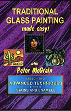 Traditional Glass Painting Made Easy 2 Peter McGrain