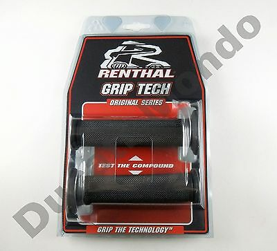Renthal Firm compound road race grips ideal for Ducati Aprilia MV Agusta Cagiva