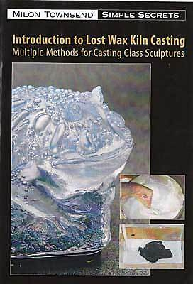 Introduction to Lost Wax Casting DVD Milon Townsend