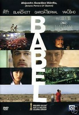 Dvd Babel - (2006) .......NUOVO