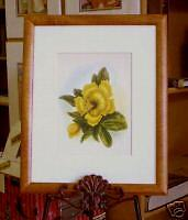 CUP  OF  GOLD~Ted Mundorff~Matted HAWAII Art