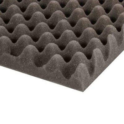 Mousse acoustique alv ol e lot de 10m 5 x 2m x 50mm - Mousse acoustique studio ...