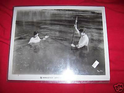 1940s MOVIE PHOTO NO PLACE to GO (in water )