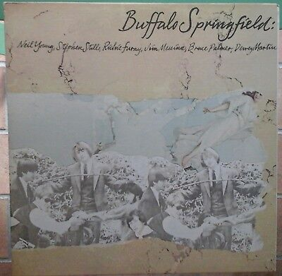 BUFFALO SPRINGFIELD atco SD 2-806 2 LP double 33 giri doppio 1973 USA neil young