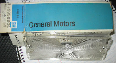 NOS 67 Chevy Wagon Back Up Lamp Lens 1967 5958904