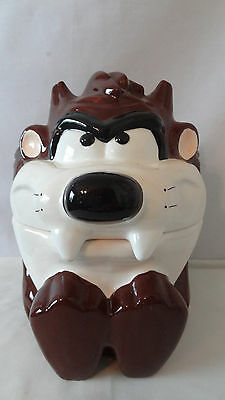 Warner Brothers 1995 Tasmanian Devil Small Canister #A4256