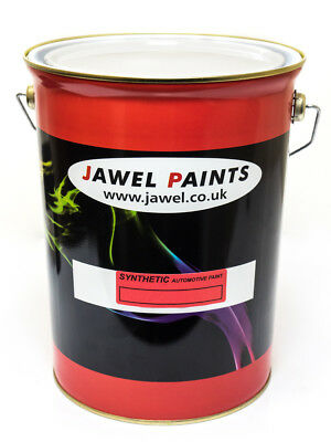HAMMER FINISH PAINT Synthetic BLACK 5Litre Size