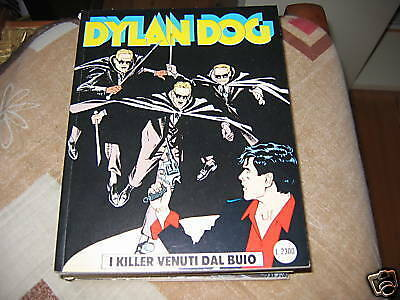 Dylan Dog Originale N.78 - I Killer Venuti Dal Buio