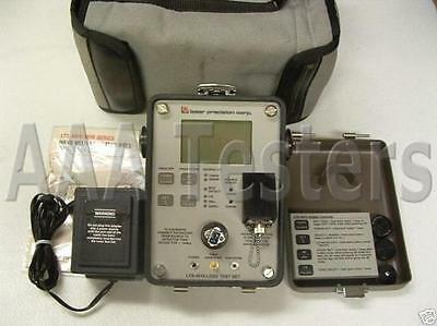 Laser Precision LTS 4510 SM Fiber Optic Loss Test Set 1300 1550 nm