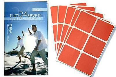 2 MONTHS Trim24seven WeightLoss DIET PATCH Trim Slim Patches Weight Loss
