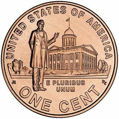 Gem Bu 2009-P Professional Life Lincoln Cent~Free Ship~