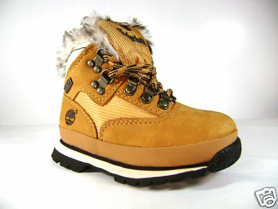 90842 Timberland Euro Hiker Frosting Wheat TODDLERS BOOTS
