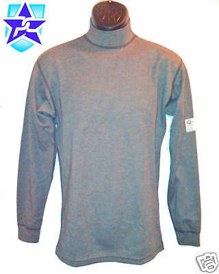 PXP Fire Resistant Racing Race Underwear Grey Top X-Large New Fire Proof