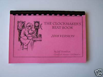 The Clockmaker's Beat Book