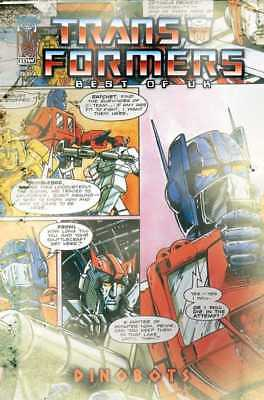 Transformers Best Of UK Dinobots #3 (NM)`07 Various (VARIANT A)