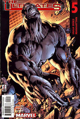 Ultimates #5 (NM)`02 Miller/ Hitch