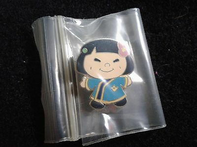 Disney WDW It's A Small World Child Japan pin