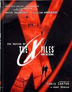 The Making Of X-Files Fight the Future Book Manual