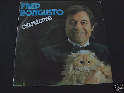 """Fred Bongusto Cantare 7"""""""
