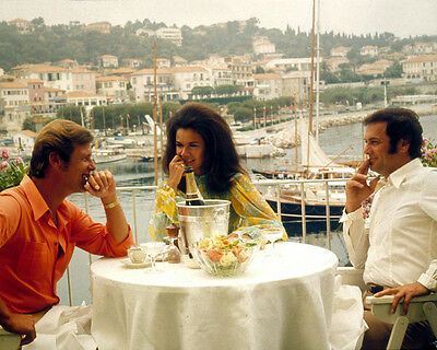 Roger Moore Tony Curtis The Persuaders! 11X14 Photo