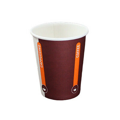 1.000 Hartpapier Coffee to go Becher 0,3l Kaffeebecher, Pappbecher