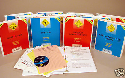 HAZWOPER: Confined Space Entry Training DVD English